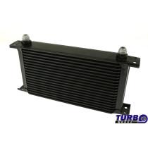Olajhűtő TurboWorks 19-soros 260x150x50 AN8 Fekete